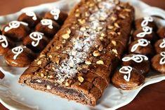 Lenka včelka: SAKRAJDŮV PERNÍK a PLNĚNÉ PERNÍČKY Sweet Recipes, Banana Bread, Food And Drink, Ice Cream, Cookies, Baking, Desserts, Christmas, Kuchen
