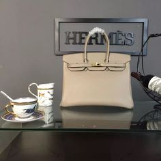 Hermes Togo Clafksin Birkin 35 Bag in Light Apricot(Gold Hardware) Hermes  Birkin c14a59e50952d