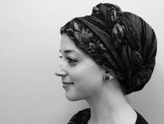 head covering tichel