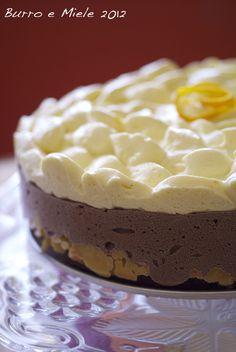 Torta di arance e cioccolato di Luca Montersino, leggermente marocchinizzata, per Iman