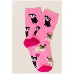 2d158c45856 Sock It To Me Happy Pug Socks  12.00 Pug Accessories