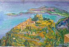 Georgette PICCON  Éze  (Èze-sur-Mer)   Alpes-Maritimes Région Provence-Alpes-Côte d'Azur