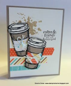 Stampin Sunshine: Perfect Blend