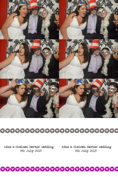 Talk to us about your Wellington photo booth hire today. #wellingtonphotoboothhire www.personaphotography.co.nz