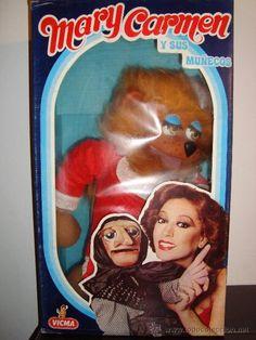 Rodolfo de Mari Carmen y sus muñecos. Marca Vicma. finales de los 70 (Juguetes - Otras Muñecas Españolas Modernas)