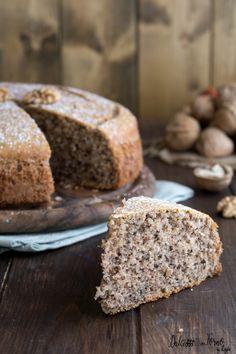 Easy Baking Recipes, Easy Cake Recipes, Cupcake Recipes, Sweet Recipes, Cookie Recipes, Dessert Recipes, Desserts, Italian Cake, Sweet Cakes