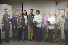 Traverse City Community Honors Red Cross Volunteers After Sandy Cleanup