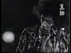 "JIMI HENDRIX ""PURPLE HAZE,"" (1967) BEAT CLUB LIVE PERFORMANCE. JIMI'S BREAKOUT RECORDING CHECKS IN AT #13 ON THE BIG HIT LIST."