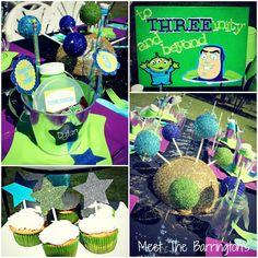 Buzz Lightyear Birthday