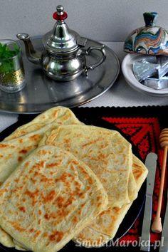 Rghayef (msemen) – warstwowe naleśniki marokańskie z semoliną