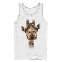 Lost Gods - Giraffe Adult Tank Top