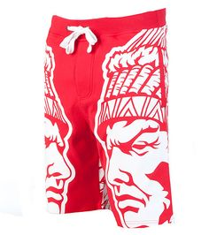 HUSTLE GANG CLASH INTERLOCK SHORT-1yBifTAC
