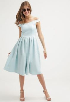 mint&berry - Cocktailjurk - pastel blue