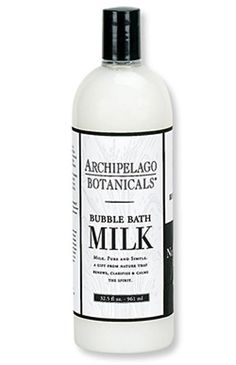 Archipelago Botanicals Milk Bubble Bath  325 fl oz961ml -- Visit the image link more details.