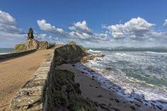 Playa de A Lanzada, Pontevedra.
