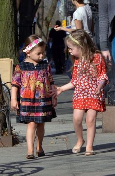 Sarah Jessica Parker's twins rock 13 loveable looks | #BabyCenterBlog