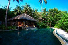 Soneva Fushi,Maldivas