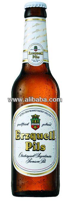 #Pils Pilsener German Beer, #Cerveza alemana, #Biere allemande