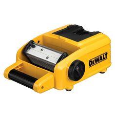 DEWALT 18-Volt/20-Volt MAX Cordless/Corded LED Worklight
