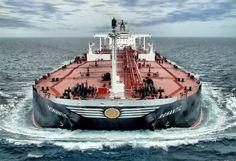 Loaded down tanker ship. Tanker Ship, Merchant Marine, Merchant Navy, Oil Tanker, Naval, Oil Rig, Crude Oil, Yacht Boat, Tug Boats