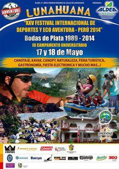 XXV Festival de Deportes y Ecoaventura Lunahuaná