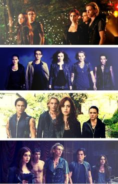 Shadowhunters. Except for simon.