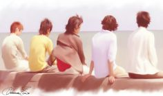 DBSK 5 forever by AcchanChangmin on DeviantArt