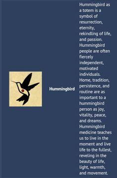 32 trendy bird tattoo meaning quotes beautiful Hummingbird Quotes, Hummingbird Symbolism, Hummingbird Tattoo Meaning, Hummingbird Spiritual Meaning, Animal Spirit Guides, Spirit Animal, Fox Tattoos, Tree Tattoos, Deer Tattoo