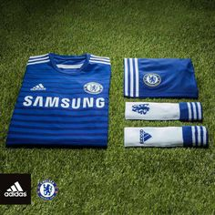 adidas Unveils Chelsea FC s New Home Kit  When Chelsea takes the pitch at  Stamford Bridge for next season s campaign 4685ec8d8ee
