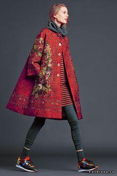 Dolce & Gabbana Осень-Зима 2014-2015 (Lookbook) Часть 1