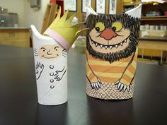 Holy Karpe: Where the Wild Things Are Toilet Paper Rolls