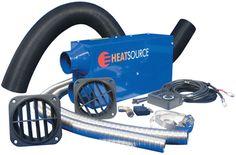The Propex HS2000 LPG Gas Heater for Campervans, Caravans and Motorhomes UK