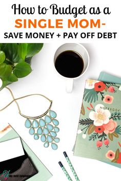 Single Mom Budget my debt epiphany Frugal Living Tips, Frugal Tips, Money Tips, Money Saving Tips, Setting Up A Budget, Household Expenses, Financial Goals, Financial Planning