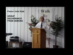 PASTOR JOHN KYLE GROUP DELIVERANCE FROM DEMONS-HELP FREEDOM-GET FREE NOW Pastor John, Bitcoin Currency, Demons, Freedom, Group, Liberty, Political Freedom, Satan, Devil
