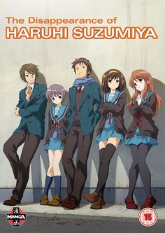 The Melancholy of Haruhi Suzumiya- The most emotional and wired movie ever. But I liked it though.