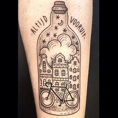 Susanne König #tattoo