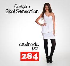 Coleção Skol Sensation + 284