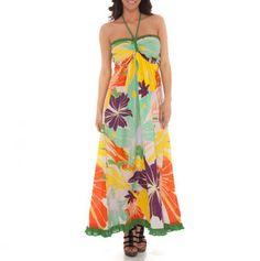 Breezy Maxi Dress - Perfect for Hawaii!