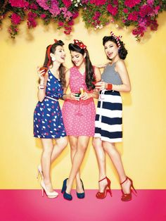Stripes and florals by @Max Fashion India