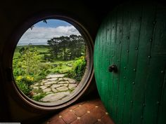 The Hobbit, Door, Nature Wallpapers HD / Desktop And Mobile