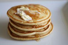 Panqueca americana super fofa @ http://allrecipes.com.br