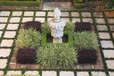 Tiny parterre using grasses Grasses, Garden Inspiration, Stepping Stones, Gardens, Outdoor Decor, Home Decor, Lawn, Stair Risers, Decoration Home