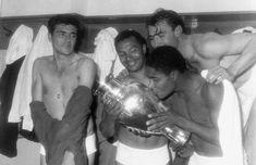 Morreu o Outro nome do Sport Lisboa e Benfica, Eusébio - Red Pass