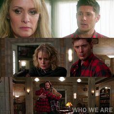 Supernatural Season 12, Supernatural Baby, Winchester Supernatural, Mary Winchester, Jensen Ackles Jared Padalecki, Superwholock, Amanda, Tv Shows, Hair Beauty