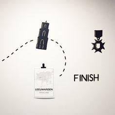 www.drawink.nl #mural #illustration #elfsteden #leeuwarden It Is Finished, Illustration, Movie Posters, Art, Art Background, Film Poster, Kunst, Illustrations, Performing Arts