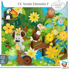 CU Scenic Elements 7