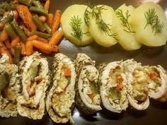 Sushi, Ethnic Recipes, Beach, Food, Recipes, The Beach, Essen, Beaches, Eten