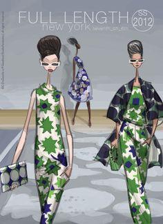 Fashion Shows s/s 2012