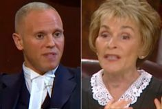"""Judge Ringer and Judge Judy ~~ Robert Rinder will preside over all sorts of legal grievances on new ITV daytime show Judge Rinder, which shares its format from Judge Judy.  However, sharp-tongued Robert believes he is a much better Judge than the US court matriarch. He said   """"One of the things about Judge Judy, although she is brilliant, is that she comes on with a preconceived idea of how she's going to rule,"""""""