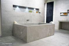#CASAINFINITA #SPA #Project #Tiles #Cerámica #Bañera #Baño #Relax #Proyecto #Cevisama16
